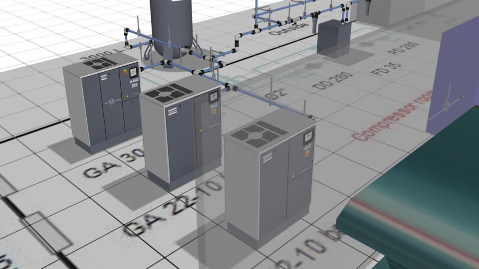 VR Industrial Planner