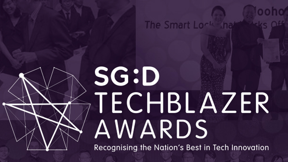 The AVR Platform Nominated for Techblazer Awards 'Most Impactful' Category by SGTECH, IMDA, and SG:D Singapore