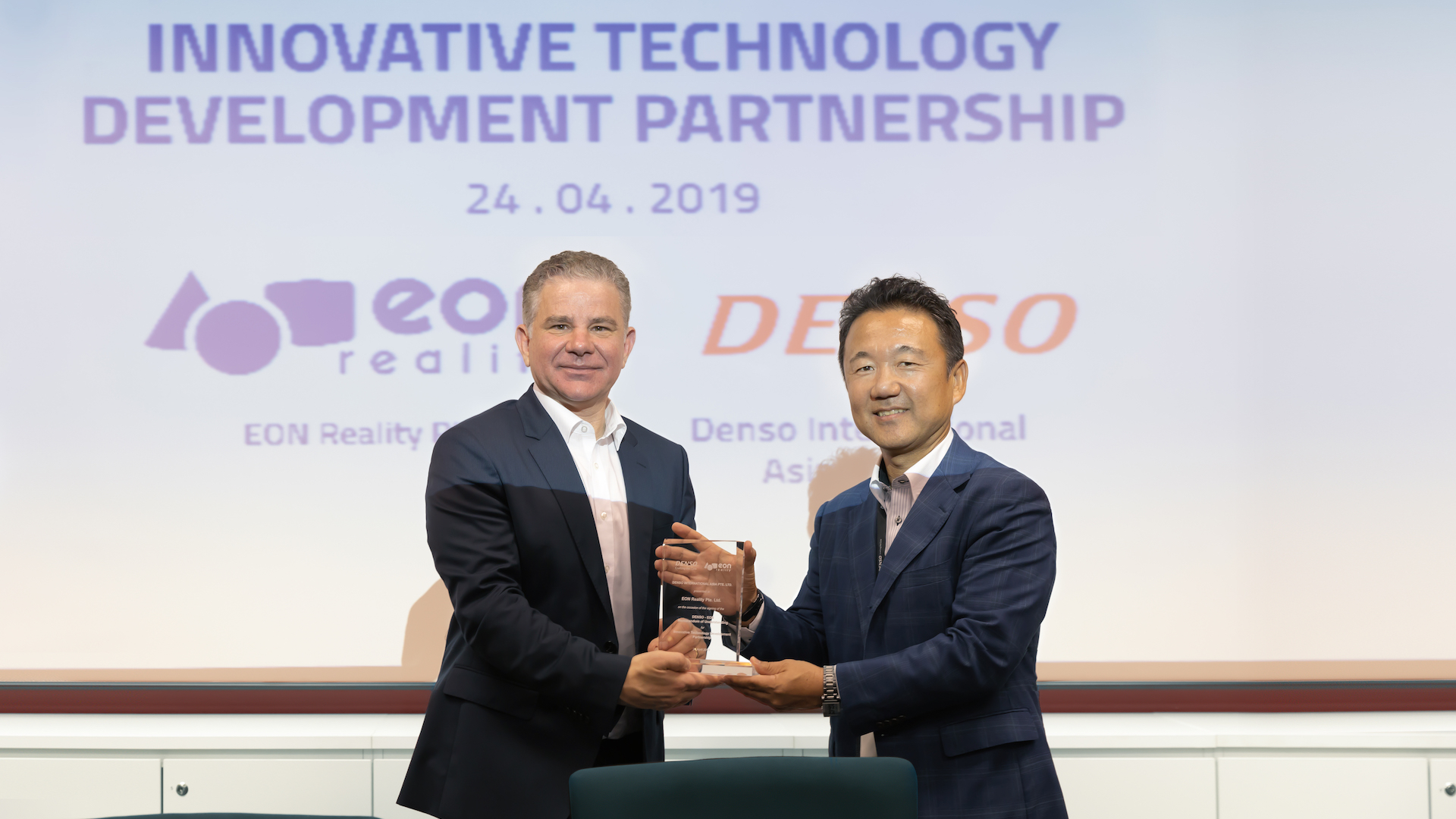 EON Reality and DENSO International Asia Singapore Announce Continued Partnership Following Initial Success