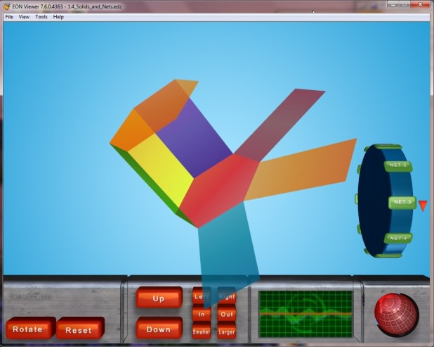 EON Reality and Spatial Thinking Team Up to Deliver Interactive 3D Math Educational Simulation Applications