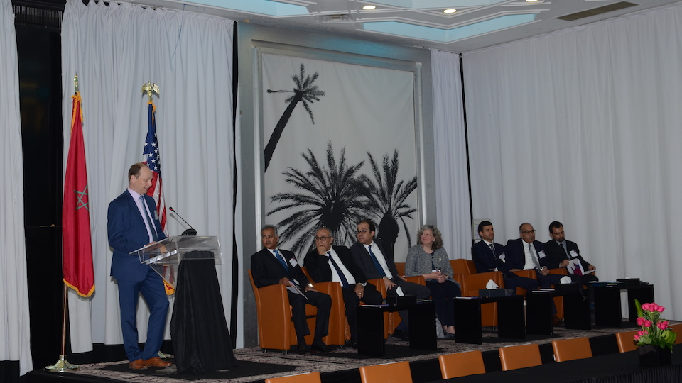 EON Reality and USAID Host Inauguration Event for Morocco IDC