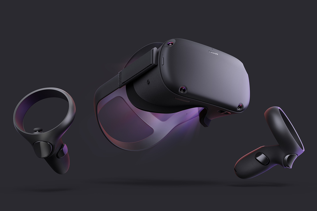 Training and Learning in VR Just Got Better with Oculus Quest